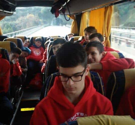 Basketball Teramo, Eurocamp Cesenatico 2014-2015