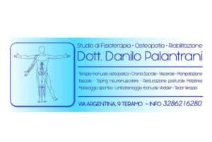 Basketball Teramo, partner, Dottor Danilo Palantrani osteopata e fisioterapista